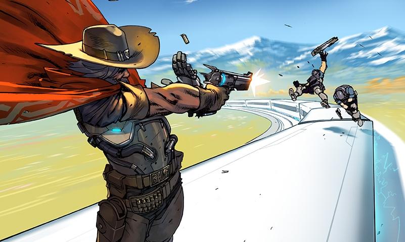 Джефф Каплан объяснил отсутствие новых комиксов по Overwatch