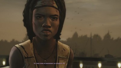 The Walking Dead: Michonne. Episode 1. #2
