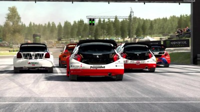 "DiRT Rally ""World RX Update"""