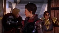 Dragon Age: Inquisition — покорение Железного Быка