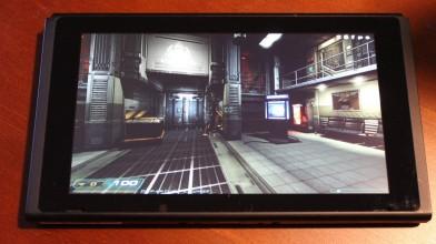Doom 3 на Nintendo Switch