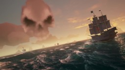 Авторы Sea of Thieves показали штурм крепости скелетов