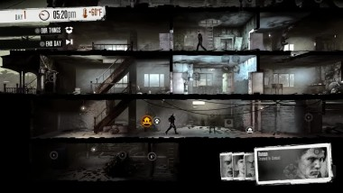 "This War of Mine: The Little One's ""27 минут геймплея"" IGN First"