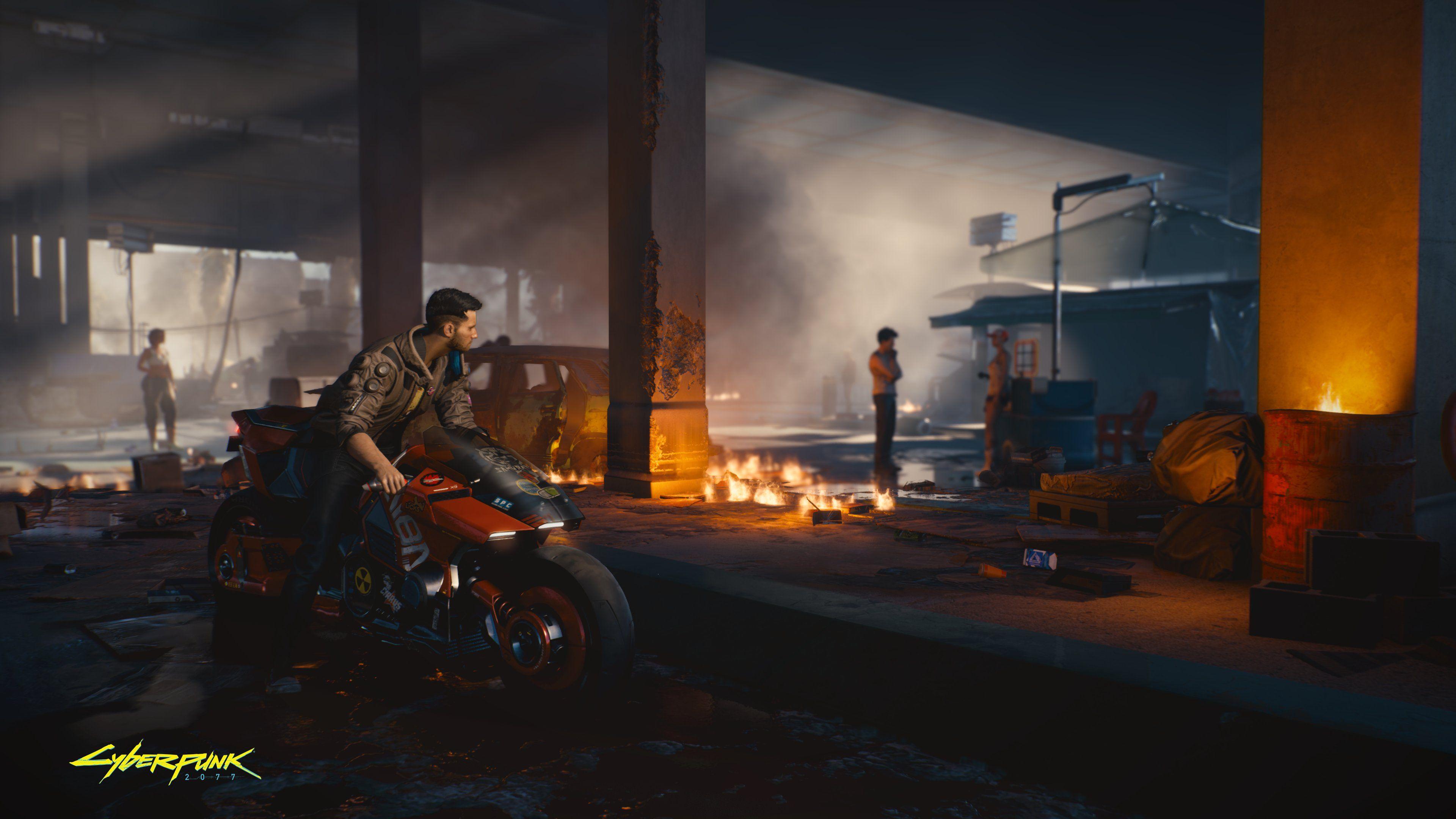 Версия Cyberpunk 2077 для Stadia выйдет после релиза игры на PC, PS4 и Xbox One