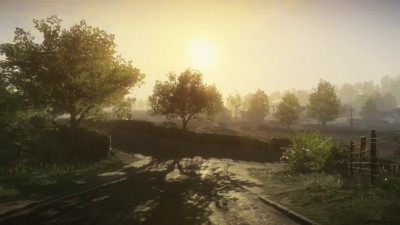 "Everybody's Gone to the Rapture ""Релизный трейлер"""