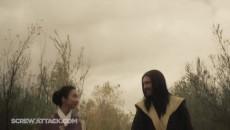 """Mortal Kombat (2011) """"Рю VS Скорпион - Бой насмерть!"""""""