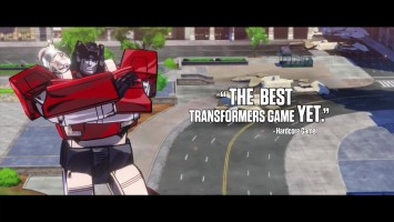Transformers: Devastation - Трейлер наград