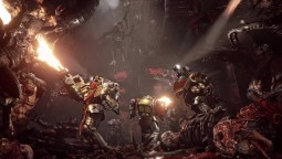 Трейлер Space Hulk: Deathwing - Enhanced Edition, дата выхода для PS4
