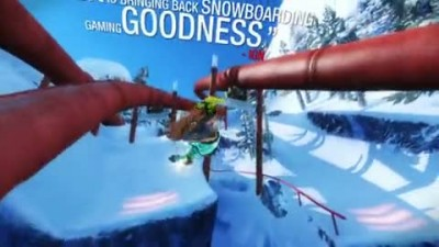 "SSX ""UK Accolades Trailer"""