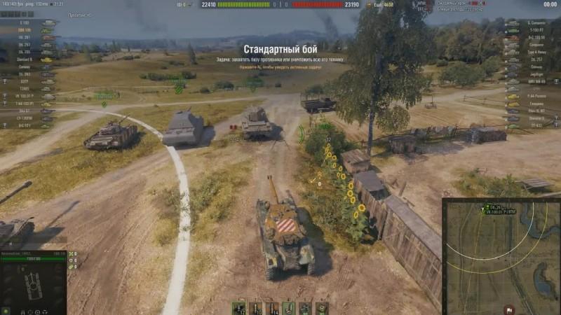 World of Tanks - Рак на имбе переломил бой и спас команду от слива