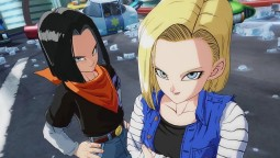 Dragon Ball FighterZ Трейлер DLC Персонажа Android 17