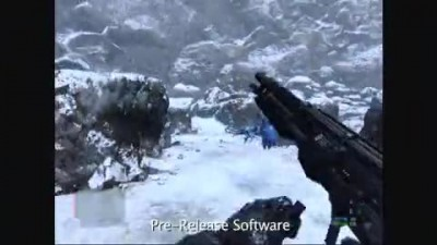 "Crysis ""Ice Forest Gameplay"""