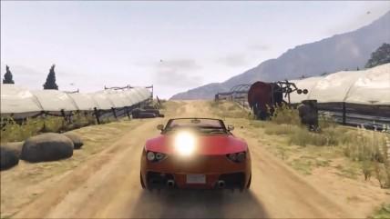 GTA 0 - Крутая пасхалка на Сиджея в сюжетной миссии [лучше чем Сиджей]