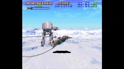 История выпуска игр по вселенной Star Wars часть первая. 0982-1995 год