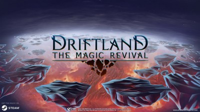 Driftland: The Magic Revival - Трейлер