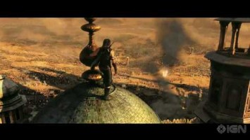 Релизный трейлер Prince of Persia: The Forgotten Sands