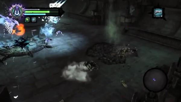 Прохождение darksiders 2 - как найти и убить стража?