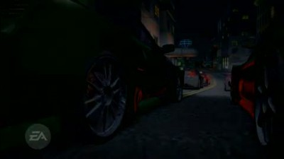 Need for Speed Carbon - Multiplayer