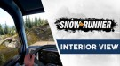 Следующее обновление SnowRunner добавит новую карту в России и несколько слотов для сохранения
