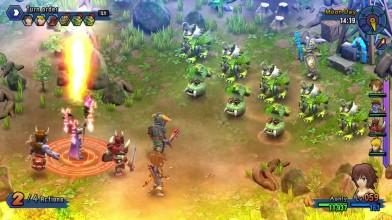 Тизер-трейлер тактической ролевой игры Rainbow Skies
