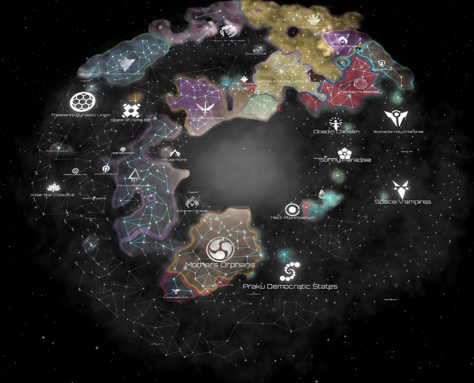 Дневник разработчиков Stellaris #194