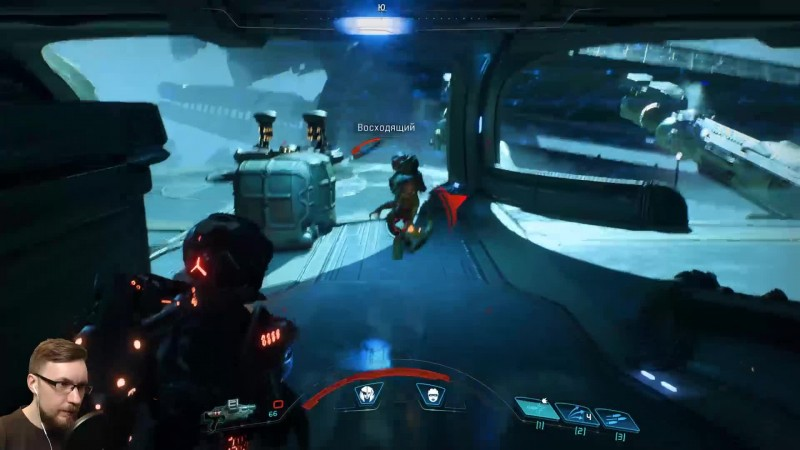 Прохождение Mass Effect Andromeda Архонт и Саларианский ковчег #39 [PC, Ultra Settings][Ictus Play]