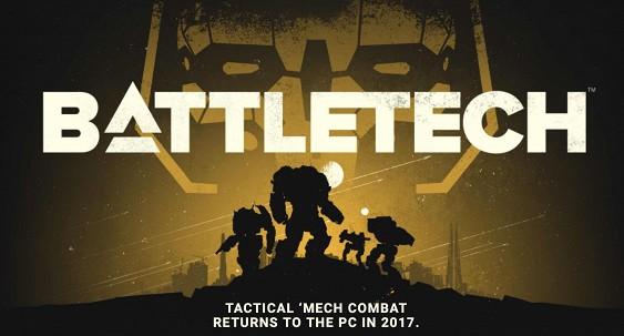 Разработчики Battletech показали первые кадры