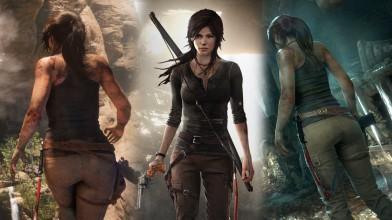 В Steam началась распродажа игр серии Tomb Raider