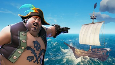 Грек попытался выучить русский язык для Sea of Thieves