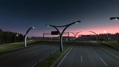 Euro Truck Simulator 2: Beyond the Baltic Sea - Достопримечательности и другие интересные новинки