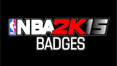 NBA 2K15 BADGES (БЭЙДЖИ)