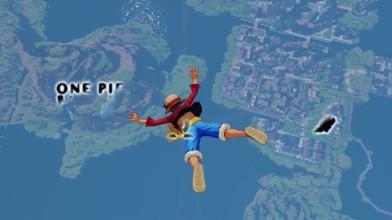 Вступительный ролик One Piece World Seeker