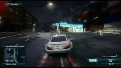 "Need for Speed: Most Wanted (2012) ""15 минут геймплея"""
