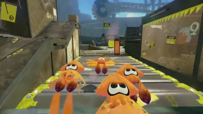 "Splatoon ""New Stage Squid Dance (Piranha Pit & Ancho-V Games)"""