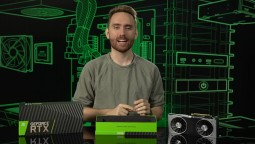 Видео распаковки NVIDIA GeForce RTX 2080