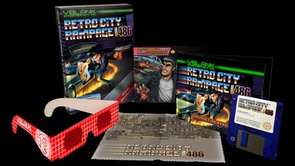 Анонс Retro City Rampage Limited Edition