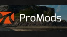 ProMods: Разработка под версию 2.x (слияние стран Балтии) Восстановление