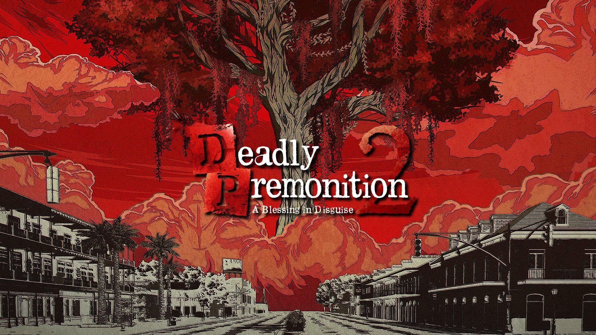 Deadly Premonition 2: A Blessing In Disguise эмулируется на PC при помощи Yuzu