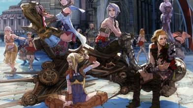 Новые трейлеры Final Fantasy X/X-2 HD и Final Fantasy XII: The Zodiac Age.