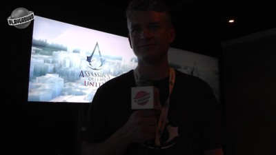 Assassin's Creed: Unity — интервью с E3 от PlayGround.ru