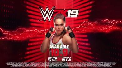 Опубликован новый скриншот WWE 2K19 с Рондой Раузи