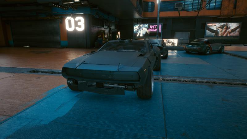 Стандартная версия Street Racer - цвет grey (серый)