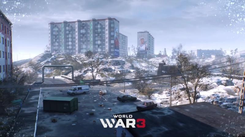 World War 3: трейлер двух новых карт