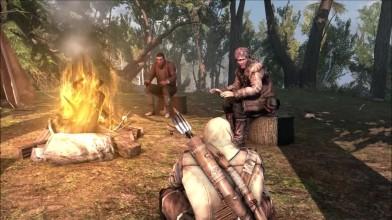 Assassin's Creed 3 - А вы об этом знали - найден призрак маяка - что увидел коннор