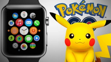 Pokemon GO вышла на Apple Watch