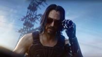 Изображение статуэтки Джонни Сильверхенда из Cyberpunk 2077 от Dark Horse