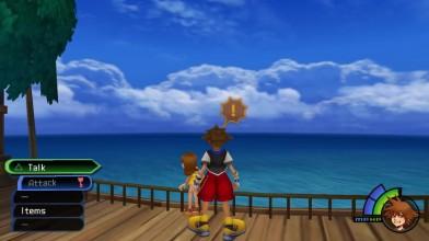Kingdom Hearts HD 1.5 - геймплей на ПК