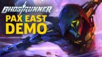 6 минут нового геймплея Ghostrunner