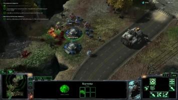 Прохождение StarCraft II Wings of Liberty Часть 4