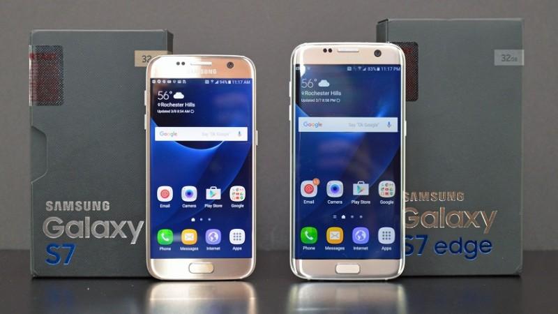Samsung приостанавливает обновление Galaxy S7 и S7 edge до Android Oreo